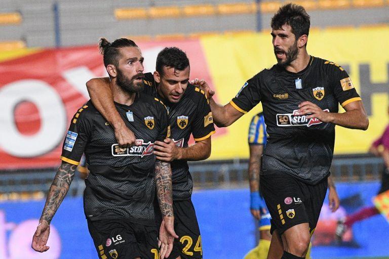 Παναιτωλικός – ΑΕΚ 0-2: Λαμπάδα στον Μάνταλο και τον Τσιντώτα! | tanea.gr