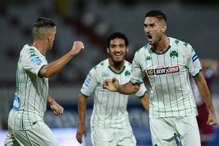 ΑΕΛ – Παναθηναϊκός: Ο Μακέντα το 1-0 για τους «πράσινους» | tanea.gr