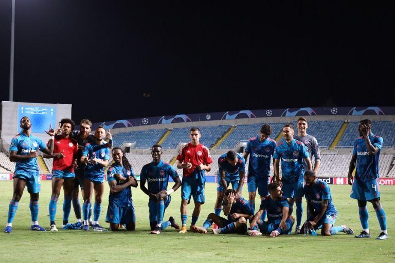 Ο Ολυμπιακός ανέβασε την Ελλάδα στη 17η θέση της βαθμολογίας της UEFA | tanea.gr