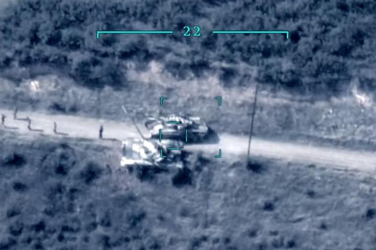 Forbes: Τουρκικά drones χτύπησαν αρμενικές δυνάμεις | tanea.gr