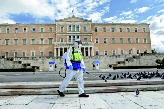 Κοροναιός : Το μοντέλο της Μαδρίτης θα ακολουθήσει το lockdown στην Αττική  - Πώς θα εφαρμοστεί | tanea.gr