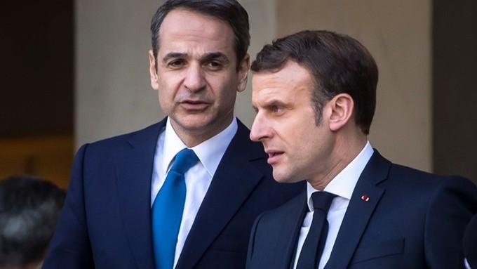 Το θέμα της Τουρκίας θα συζητήσουν Μητσοτάκης – Μακρόν στη Σύνοδο Κορυφής MED7   tanea.gr