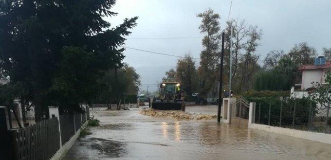 Ιανός: Σε κατάσταση έκτακτης ανάγκης ο Δήμος Μακρακώμης | tanea.gr
