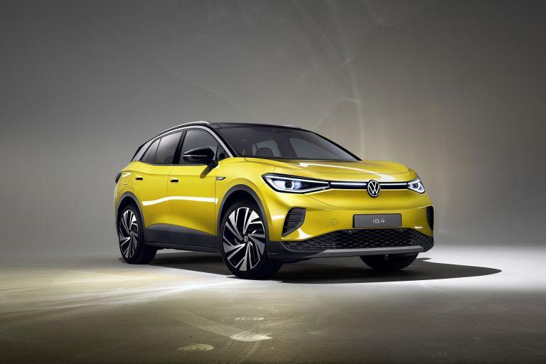 Αποκαλύφθηκε το ID.4, το πρώτο ηλεκτρικό SUV της Volkswagen | tanea.gr