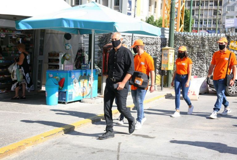 Ο Πειραιάς κατά του κοροναϊού – Ενημερωτική δράση στους δρόμους της πόλης | tanea.gr