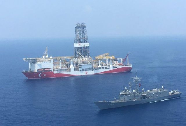 Kύπρος για την τουρκική Navtex: Η ΕΕ θα πρέπει να συζητήσει περαιτέρω κυρώσεις | tanea.gr