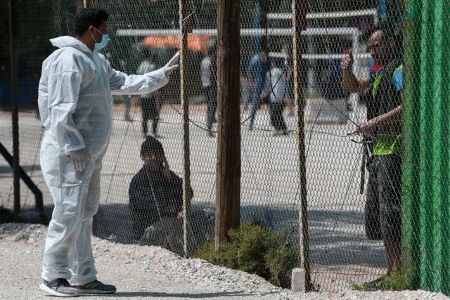 Κοροναϊός: Νεκρός πρόσφυγας από τη δομή της Μαλακάσας | tanea.gr