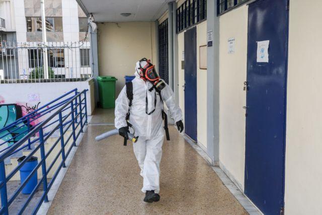 Ζαχαράκη: Με ένα κρούσμα κοροναϊού κλείνει τμήμα, και με περισσότερα το σχολείο | tanea.gr