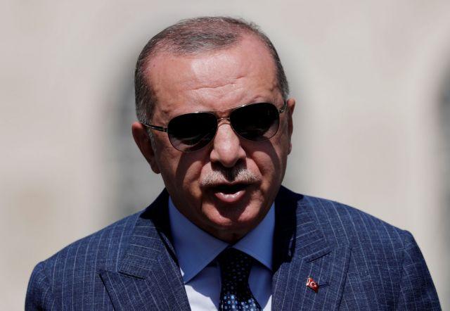 Μήνυση Ερντογάν κατά ελληνικής εφημερίδας | tanea.gr