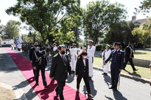 Στο στόχαστρο τουρκικών ΜΜΕ η Σακελλαροπούλου με αφορμή την επίσκεψη στην Κύπρο | tanea.gr