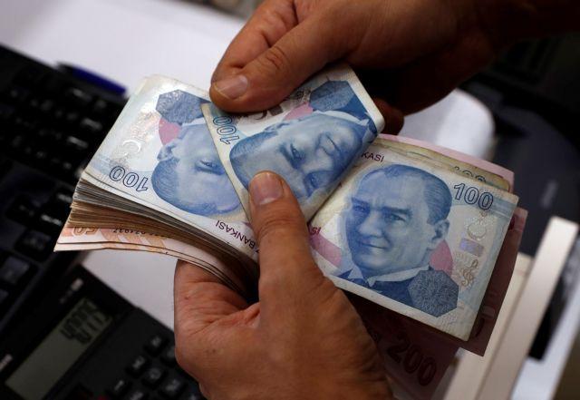 Τουρκία: Σε νέο ιστορικά χαμηλό η λίρα   tanea.gr