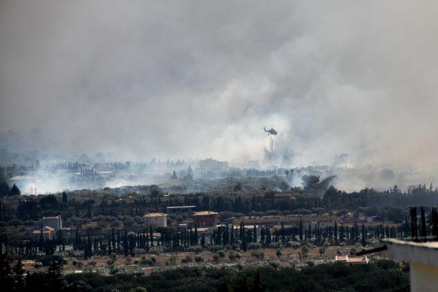 Ανεξέλεγκτη η φωτιά στα Καλύβια – Eκκενώνουν την Ανάβυσσο | tanea.gr