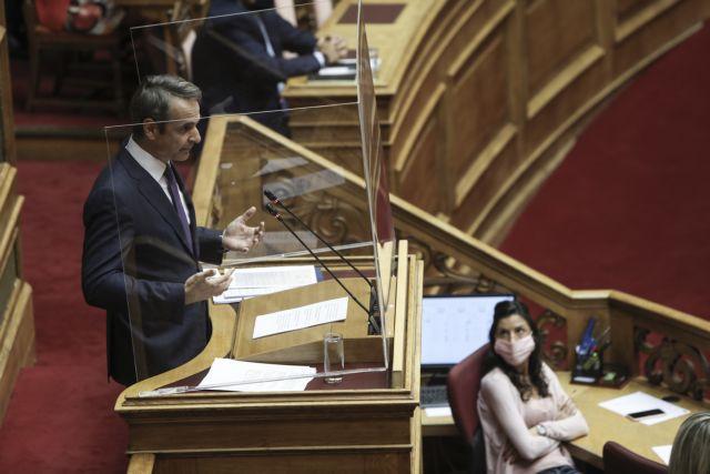 Οχι από Μητσοτάκη σε γενικευμένο lockdown -  Παράνοια η άρνηση της μάσκας | tanea.gr
