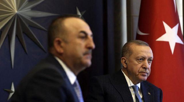 Κλίμα εκφοβισμού από τον Ερντογάν πριν τη Σύνοδο Κορυφής - Τραμπουκισμοί στο Καστελλόριζο | tanea.gr