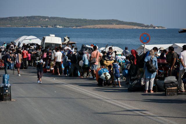 Λέσβος : Πάνω από 1.200 μετανάστες εγκαταστάθηκαν στο Καρά Τεπέ | tanea.gr