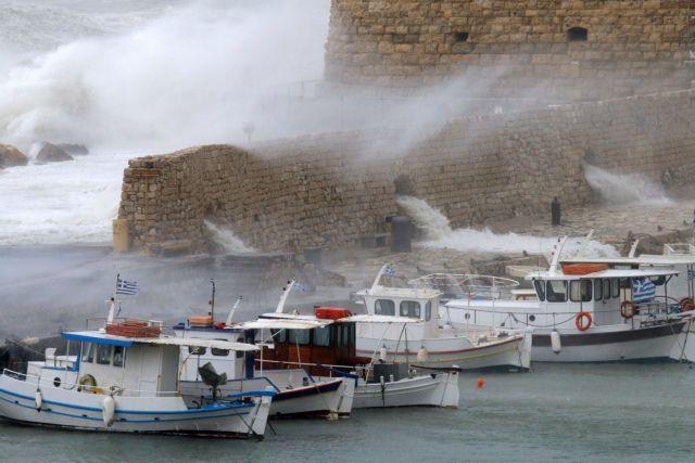 Ιανός : Κατευθύνεται προς την Κρήτη – Σε ετοιμότητα οι αρχές   tanea.gr