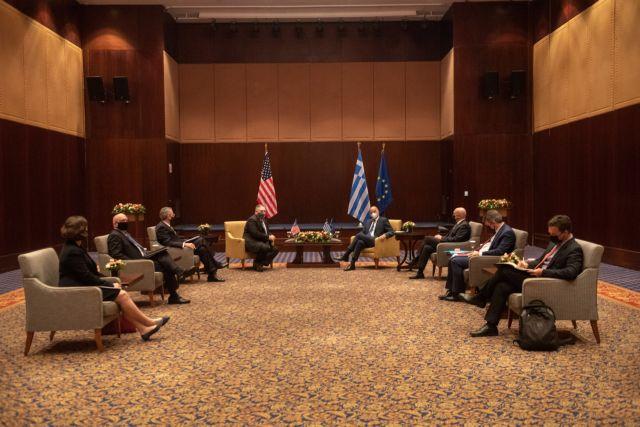 Πάιατ: Οι ΗΠΑ στηρίζουν τις προσπάθειες για οικοδόμηση ειρήνης στην Ανατ. Μεσόγειο   tanea.gr
