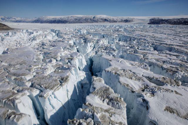 Γροιλανδία: Ανακαλύφθηκε η χαμηλότερη θερμοκρασία όλων των εποχών για το βόρειο ημισφαίριο | tanea.gr