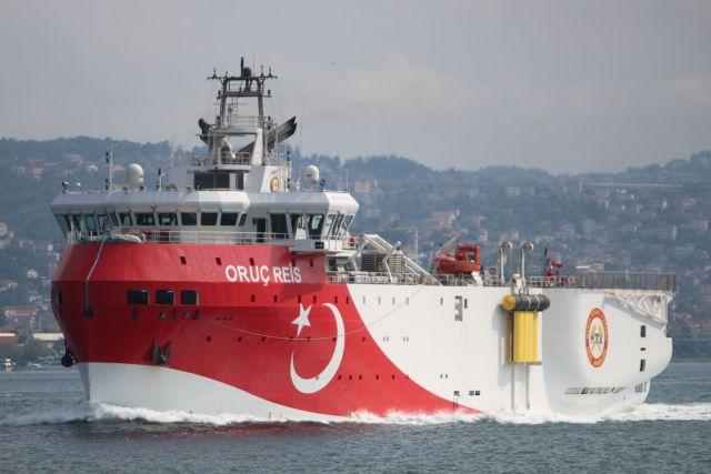 Ντονμέζ: Το Oruc Reis συγκέντρωσε δεδομένα και θα συνεχίσει τις έρευνες | tanea.gr