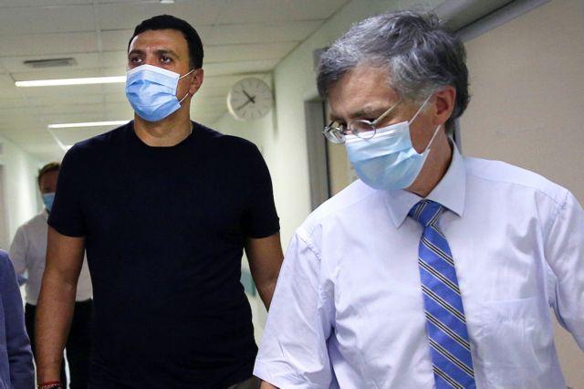 Κικίλιας σε αμφισβητίες μάσκας: Να τους πάω να δουν τα παιδάκια που παλεύουν στα νοσοκομεία | tanea.gr