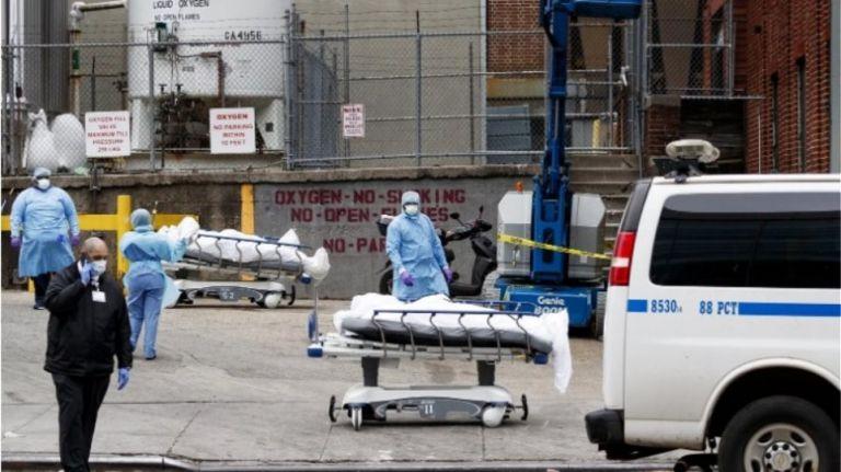 Κοροναϊός – ΗΠΑ: 49.575 νέα κρούσματα και 983 θάνατοι σε μια μέρα | tanea.gr