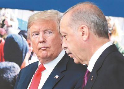 Το κόλπο με το Ιράν: Πώς εμπλέκονται Τραμπ και Ερντογάν | tanea.gr