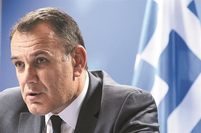 Παναγιωτόπουλος στα ΝΕΑ: «Αποδείξαμε ότι είμαστε σε ετοιμότητα έναντι της Τουρκίας»   tanea.gr