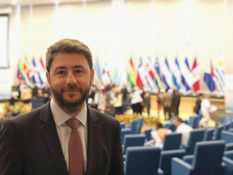 Υπερψηφίστηκε στην ΕΕ η εισήγηση Ανδρουλάκη για την Πολιτική Προστασία | tanea.gr