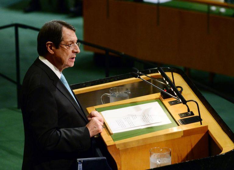 Αναστασιάδης: Μήνυμα στον Ερντογάν για διάλογο ή προσφυγή στο Διεθνές Δικαστήριο | tanea.gr