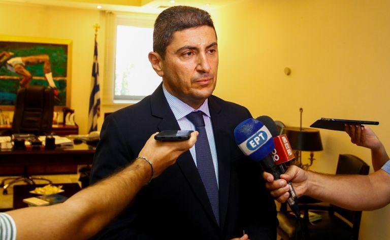 Αυγενάκης : Χρειάζεται ο κόσμος στα γήπεδα – Πιστεύω να τα καταφέρουμε | tanea.gr