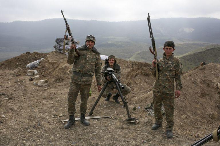 Ναγκόρνο Καραμπάχ: Κίνδυνος γενίκευσης των εχθροπραξιών   tanea.gr
