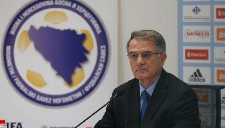 Μπάγεβιτς : Εγκώμια για το ντεμπούτο του στον πάγκο της Βοσνίας | tanea.gr
