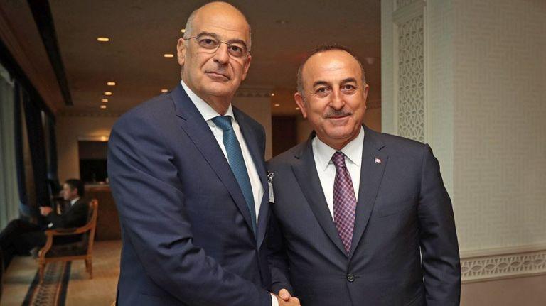 Τουρκικά ΜΜΕ: Σενάρια για συνάντηση Δένδια με Τσαβούσογλου   tanea.gr