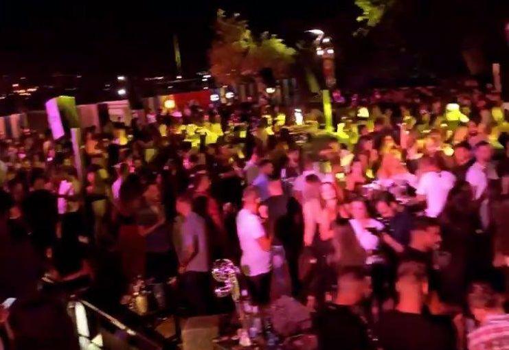 Κοροναϊός: Συνεχίζονται τα ξέφρενα πάρτι στην Αττική ενώ η πανδημία καλπάζει | tanea.gr