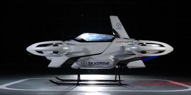 Το πρώτο ιπτάμενο αυτοκίνητο πέταξε με επιτυχία | tanea.gr