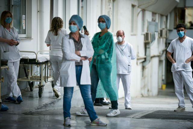 Καμπανάκι από ΠΟΕΔΗΝ : Γεμίζουν με περιστατικά κοροναϊού τα νοσοκομεία   tanea.gr