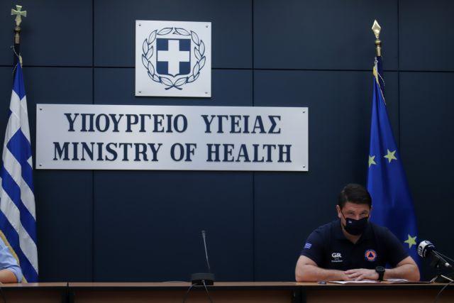 Χαρδαλιάς: Κατάσταση συναγερμού για τα 5.973 ενεργά κρούσματα στην Ελλάδα   tanea.gr