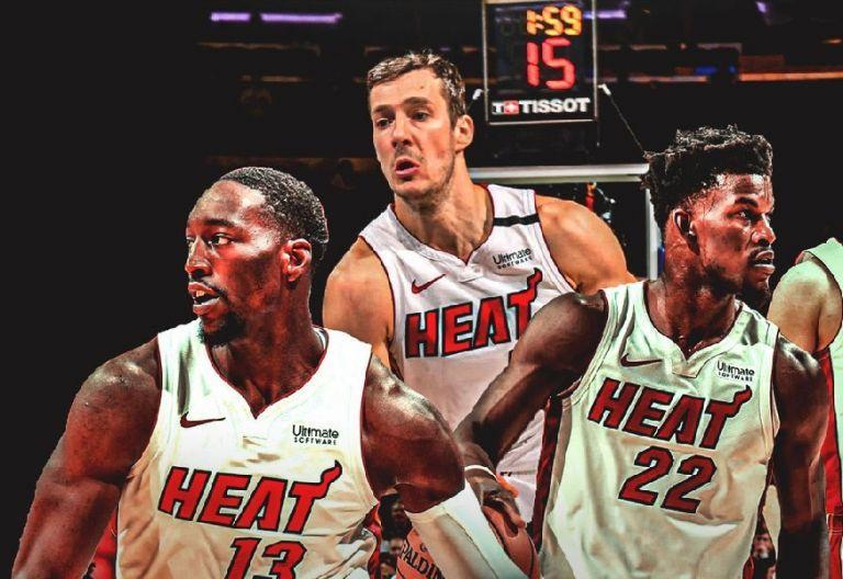 NBA: Συνεχίζουν να εκπλήσσουν οι Χιτ | tanea.gr