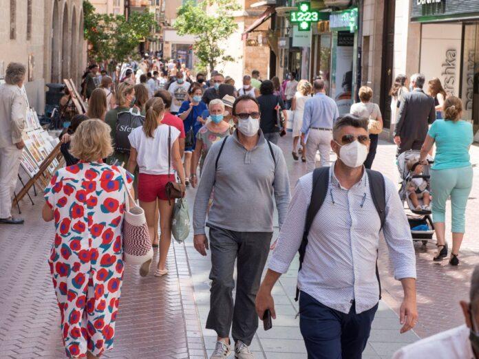 Υποχρεωτική χρήση μάσκας σε πλατείες και σε όλους τους χώρους εργασίας στην Αττική | tanea.gr