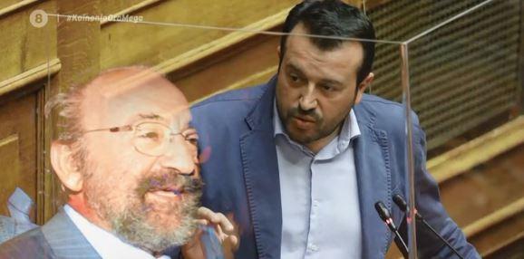 Σάλος από τις νέες αποκαλύψεις Καλογρίτσα για Παππά: «Πόλεμος» κυβέρνησης – Αντιπολίτευσης | tanea.gr
