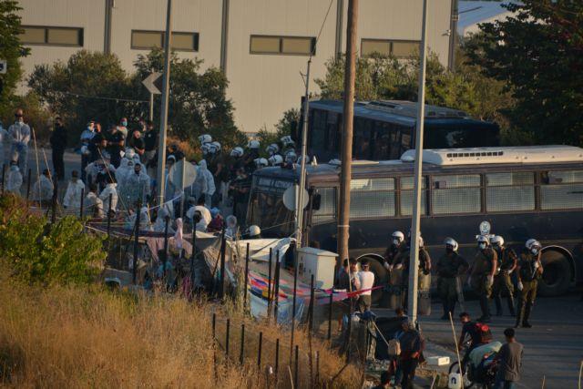 Εντός τεσσάρων ημερών η μετεγκατάσταση των μεταναστών στο Καρά Τεπέ | tanea.gr