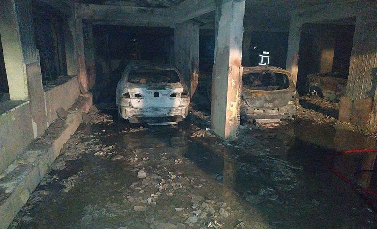 Καβάλα: Θρίλερ με φωτιά σε πολυκατοικία – Ανέβηκαν στην ταράτσα για να σωθούν | tanea.gr