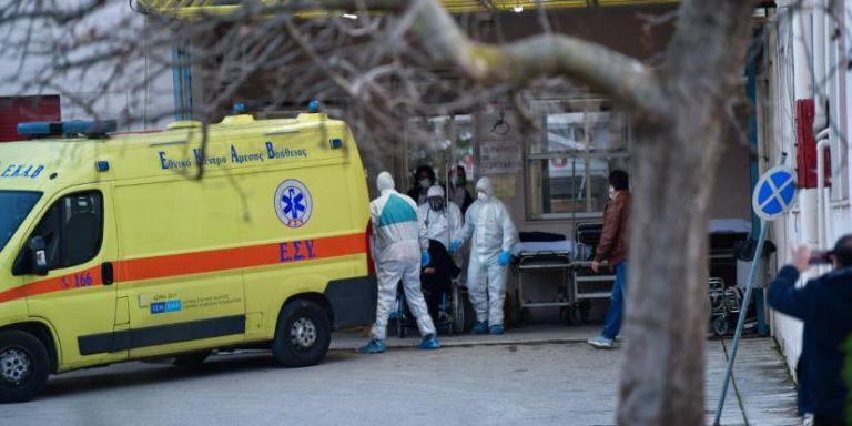 Κοροναϊός στην Ελλάδα: Στους 279 οι νεκροί - Υπέκυψε 75χρονος στη Λάρισα | tanea.gr