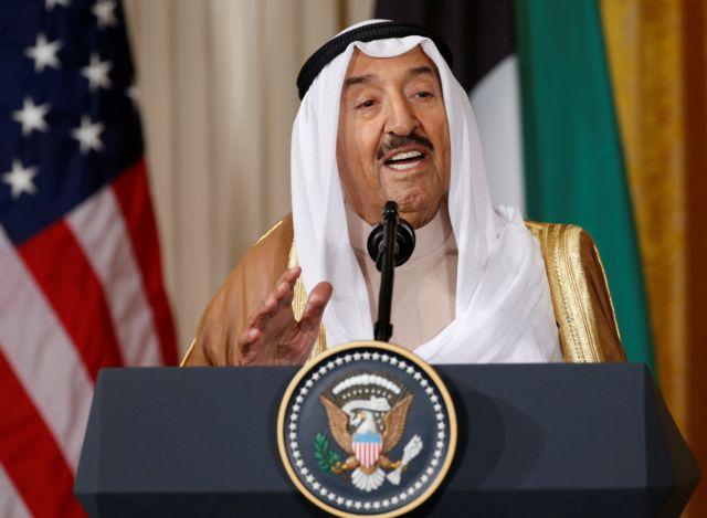 Κουβέιτ: Πέθανε σε ηλικία 91 ετών ο εμίρης | tanea.gr