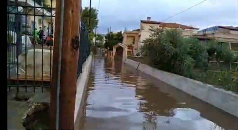 Ιανός : Σφοδρό πλήγμα και στην Κορινθία – Πλημμύρισαν τα Λουτρά Ωραίας Ελένης | tanea.gr