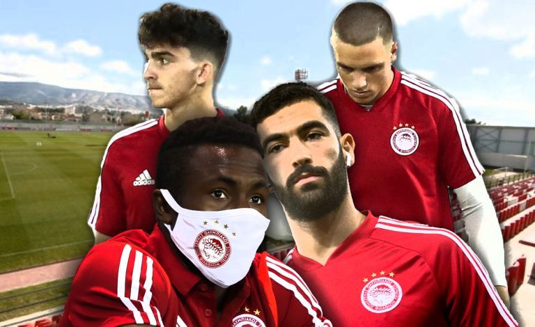 Ολυμπιακός: Αυτοί είναι οι τέσσερις που «έκοψε» ο Μαρτίνς από το ρόστερ | tanea.gr