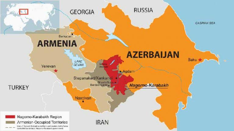 Azerbaijan and Armenia reject talks as Karabakh conflict zone spreads | tanea.gr