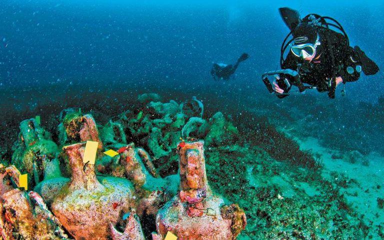 Εντυπωσιάζει το υποβρύχιο μουσείο στην Αλόννησο | tanea.gr