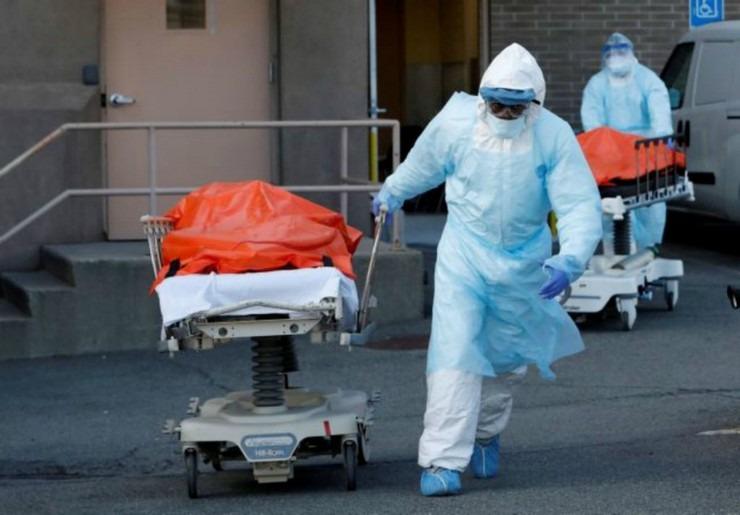 ΗΠΑ : 1.150 νεκροί το τελευταίο 24ωρο   tanea.gr