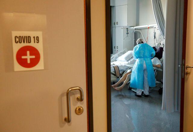 Βατόπουλος: Ο κοροναϊός και η νοσηλεία στη ΜΕΘ αφήνουν πολλά προβλήματα στον οργανισμό   tanea.gr